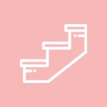 Ikonbild trappa
